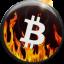 fire-bitcoin